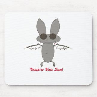 Vampire Bats Suck Mousepad