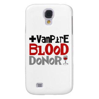 Vampire Blood Donor Galaxy S4 Case