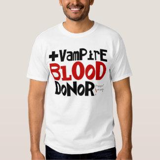 Vampire Blood Donor Tshirt