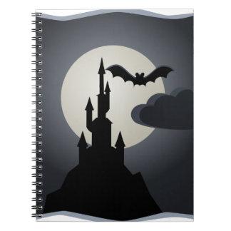 Vampire Castle Note Books