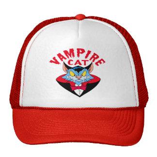 Vampire Cat Trucker Hat