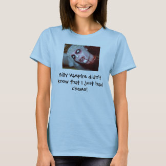 vampire chemo shirt