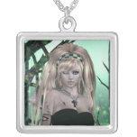 Vampire Cinderella Goth Necklace