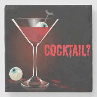 Vampire Cocktail Coaster