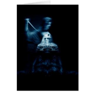 Vampire Death Card