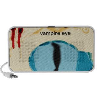 vampire  eye laptop speakers