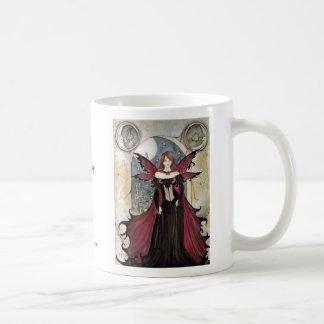 Vampire Fairy Coffee Mug