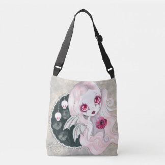 """Vampire Girl : """"Arabella"""" Crossbody Bag"""