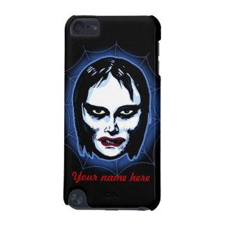 Vampire Girl (horror) iPod Touch 5G Cases