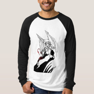 Vampire Grl Shadow Minx T-Shirt