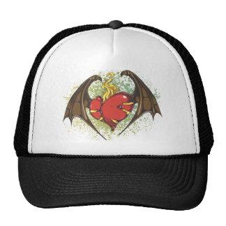 Vampire Heart Cap
