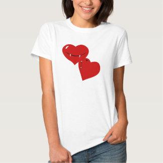 Vampire Heart Tees