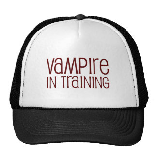 Vampire In Training Hat