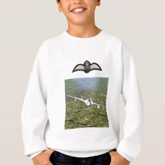 Vampire Jet Fighter Plane T-Shirt