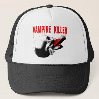 Vampire Killer Trucker Hat