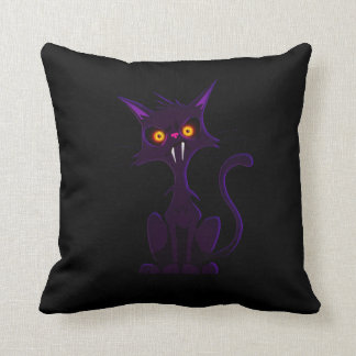Vampire Kitty Cushion
