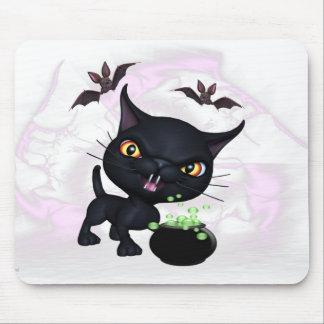 Vampire Kitty Mousemat