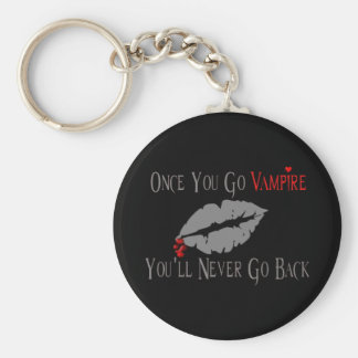 Vampire Love Key Ring