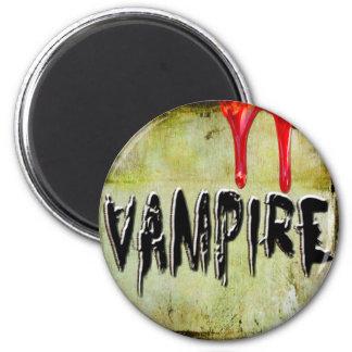 Vampire Fridge Magnet
