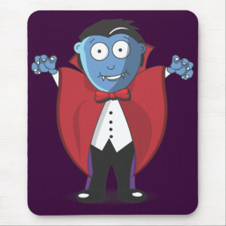 Vampire Mouse Pad