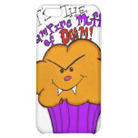 Vampire Muffin of Doom case for iPhone 4