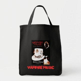 Vampire Music Deluxe Tote Tote Bag