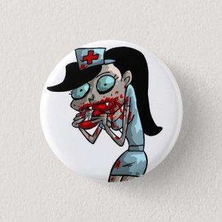 Vampire Nurse 3 Cm Round Badge
