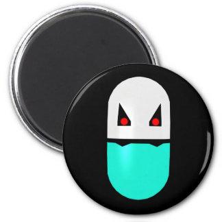 Vampire Prozac Parody Pill Magnet 001