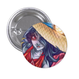 Vampire Queen Hat Pin