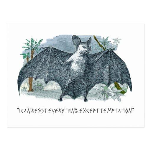 Vampire Quote Post Cards