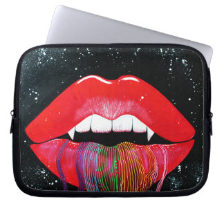 Vampire Rainbow Laptop Sleeve