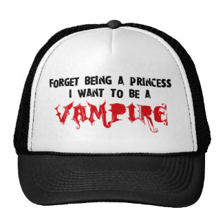 Vampire Romance Addict Trucker Hat