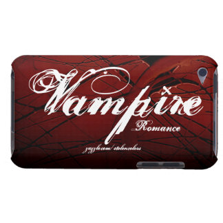 Vampire Romance Ipod Touch Barely There iPod Cover