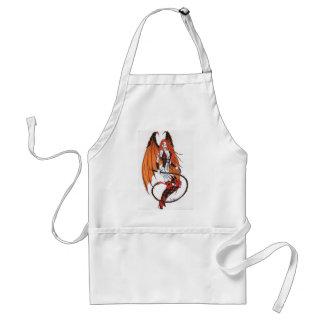 Vampire rouge standard apron