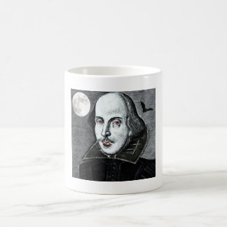 vampire shakespeare coffee mug