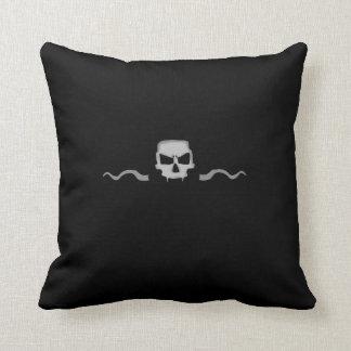 Vampire Skull Pillow Cusion