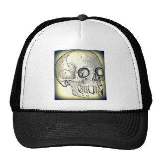 VAMPIRE SKULL PRINT (DARK EDGE) HATS