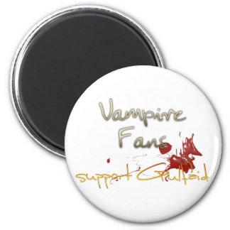 Vampire Support Magnet