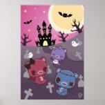 Vampire Teddies Poster