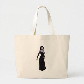 Vampire Jumbo Tote Bag