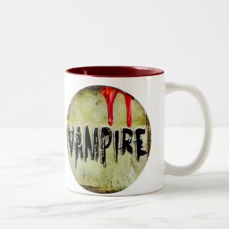 Vampire Two-Tone Mug
