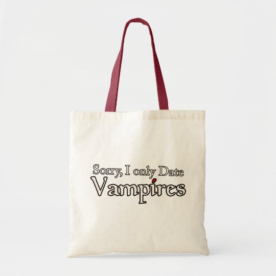 Vampire Vampires Fan Halloween Tote Bag