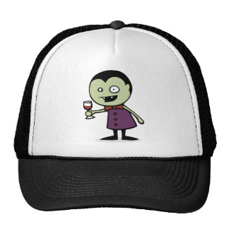 Vampire Vino Cap