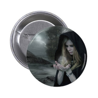 Vampire & Witchcraft 6 Cm Round Badge