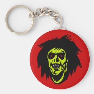 vampire zombie key chain