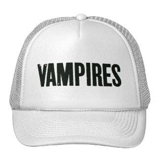 Vampires Trucker Hats