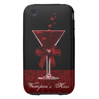Vampire's Kiss Halloween iPhone 3G Case iPhone 3 Tough Covers