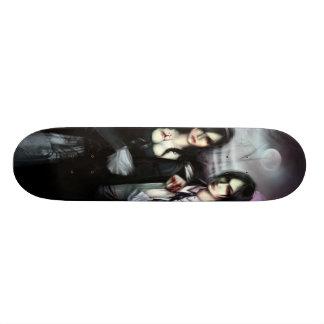 Vampires Skateboard Deck