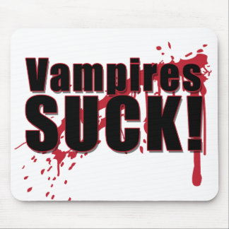 Vampires SUCK 2 Mouse Pad