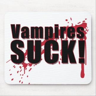 Vampires SUCK 2 Mousepad